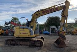 2007 NEW HOLLAND KOBELCO E135SR