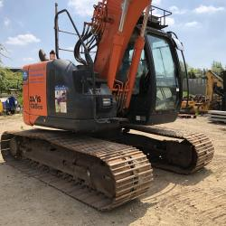 2013 HITACHI ZX135US-5B